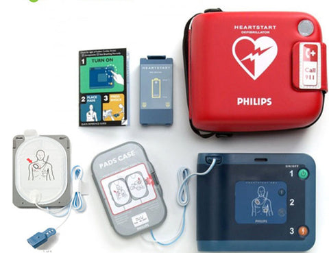 Philips HeartStart FRx AED Ready-Pack