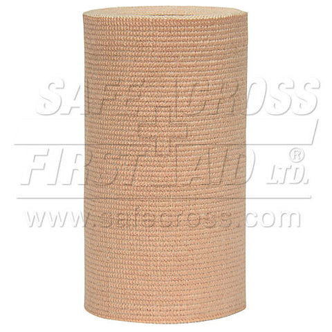 Elastic Self-Adherent Compression Bandage, 10.2 cm x 3.7 m