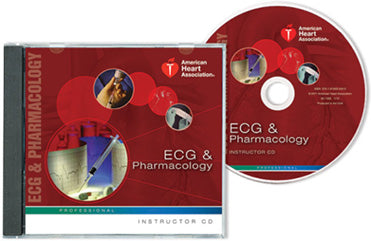ECG & Pharmacology Instructor CD