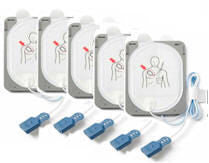 Philips HeartStart FR3 AED Pads - 5 Sets