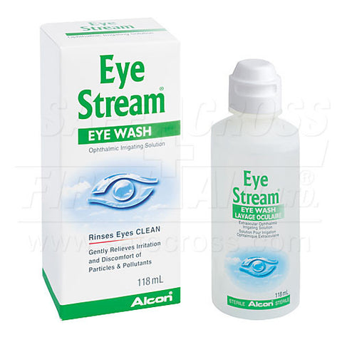 Eye Stream, Eye Wash, 118 mL