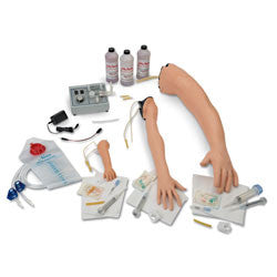 Complete IV Arm and Pump Set