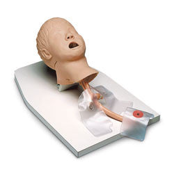 Child Airway Management Trainer on Stand with Case