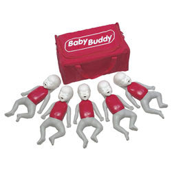 Baby Buddy CPR Manikin - 5 Pack