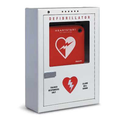 Premiuim AED Cabinet, Surface Mount