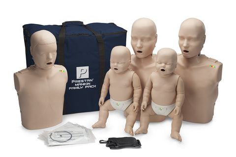Prestan Family Pack - Medium Skin Tone