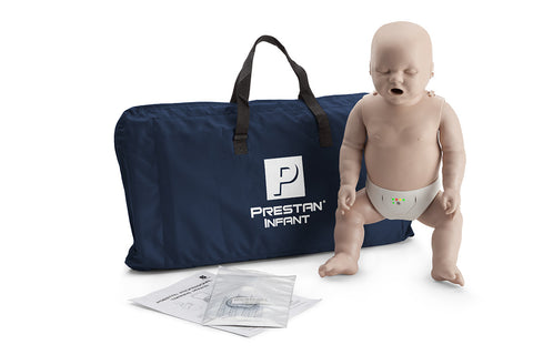 Prestan Infant Manikin with Monitor - Medium Skin Tone