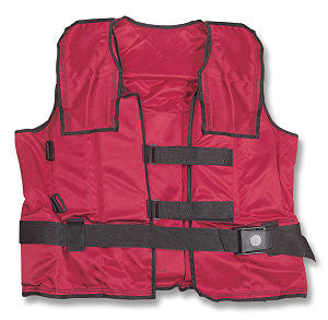 Weighted Rescue Vest 30 LB - Small
