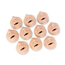 Brad Face Pieces - 10 Pack