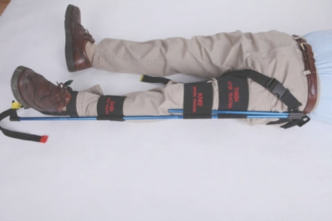 Traction Splint (Tent Pole)