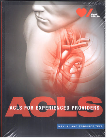 ACLS EP Manual and Resource Text (Provider Manual)