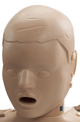 Prestan Child Manikin Head Assembly - Dark Skin Tone