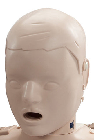 Prestan Child Manikin Head Assembly - Medium Skin Tone