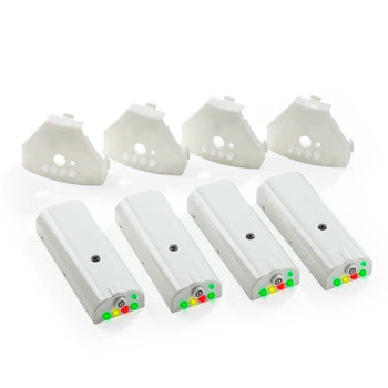 Prestan Infant Monitor Replacement - 4 Pack