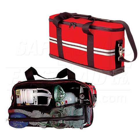 Cordura Trauma Bag For Oxygen Cylinder & Suction Unit