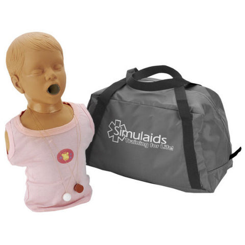 Child Choking Manikin