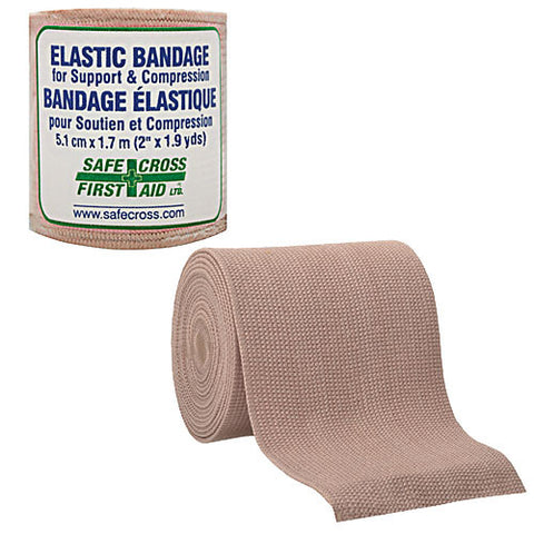 Elastic Support/Compression Bandage, 5.1 cm x 1.7 m