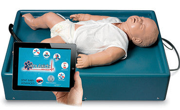 The STAT Baby Advanced with iPad