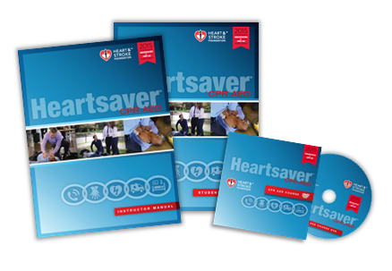 2015 Heartsaver CPR AED Instructor Kit