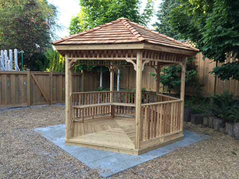 Hexagon Gazebos for Sale