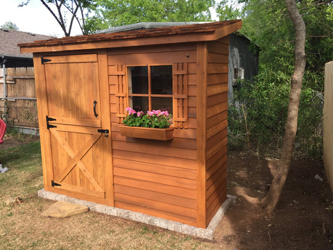 Bayside - Lean To Garden Sheds & Storage Solutions