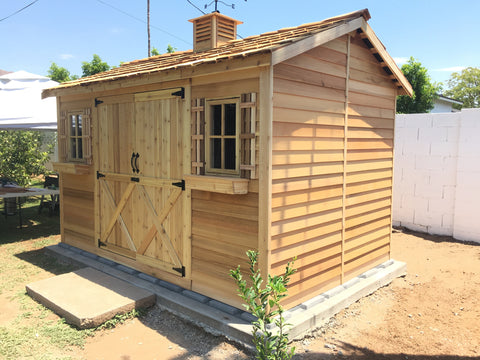 Long Sheds & Summer Houses For Sale