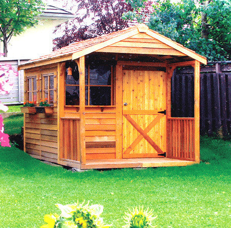 Kids Clubhouse Kits Children S Outdoor Clubhouses Cedarshed Canada