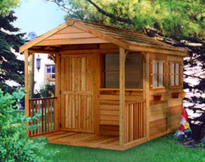 Cedarshed Clubhouse Kit