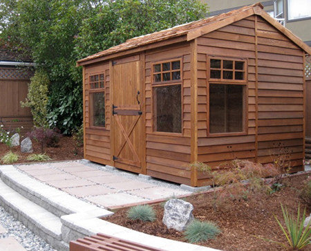 Small cabin kits for sale diy prefab shed cabins for Small sheds for sale