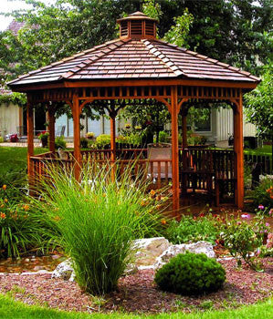 Octagon Gazebo Kits 8 Sided Diy Wedding Gazebos