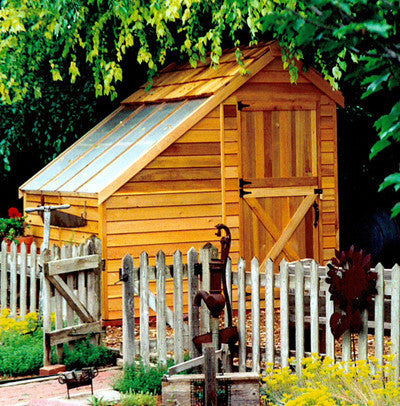 Sunhouses Backyard Greenhouse Kits Small Home