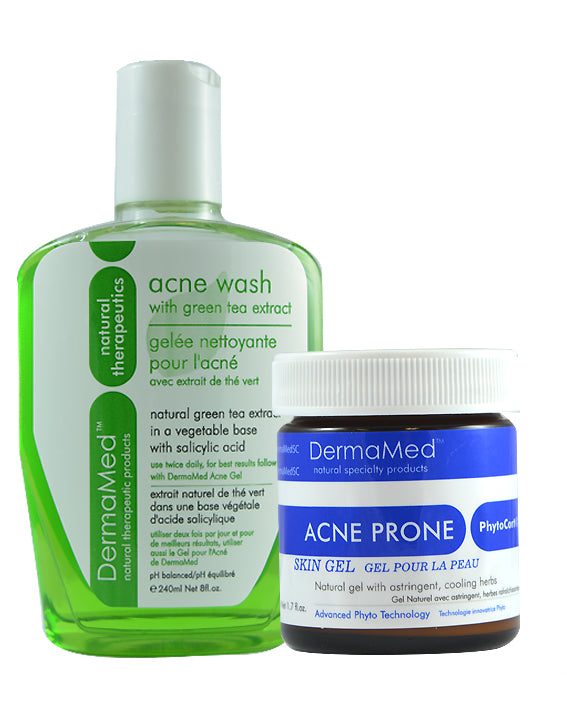 **BACK TO SCHOOL SPECIAL** Acne Treatment Combo
