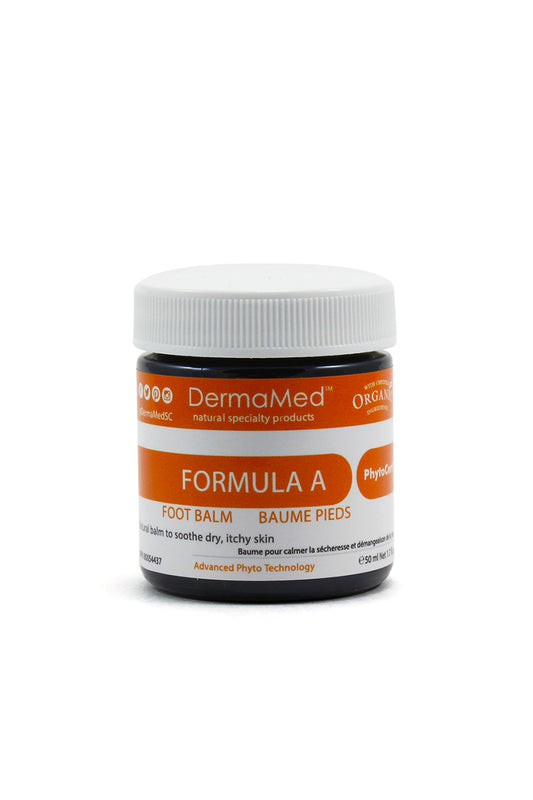 DermaMed Formula A Foot Balm