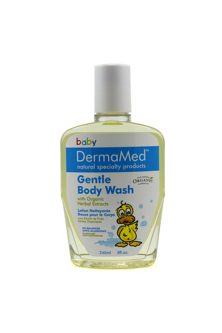 Organic Baby Gentle Body Wash