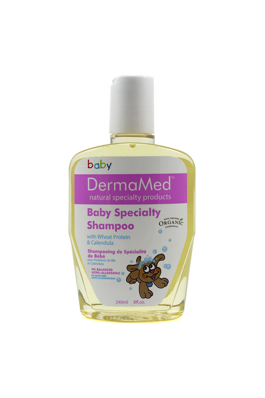 Organic Baby Specialty Shampoo for Sensitive Skin
