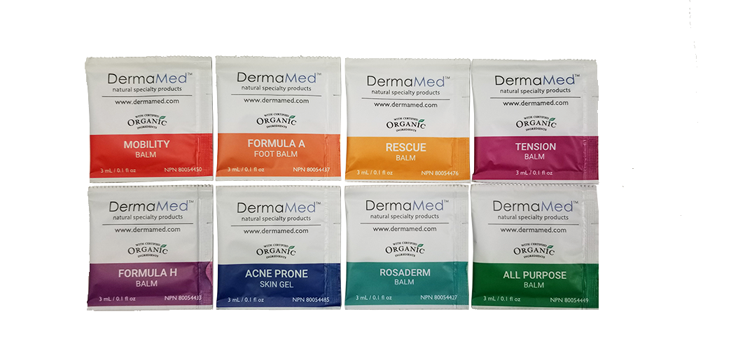 DermaMed Balm Sample Pack
