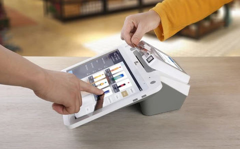 PAX E700 All-In-One POS Terminal
