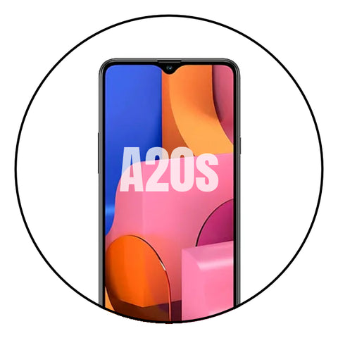 Galaxy A20s cases
