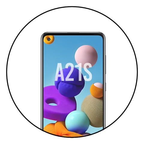 Galaxy A21s cases