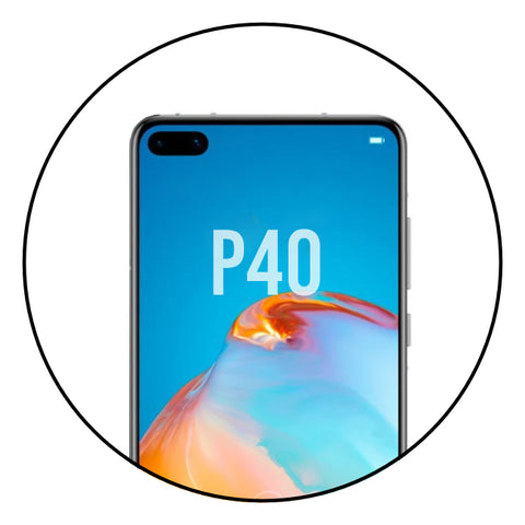 Huawei P40 cases