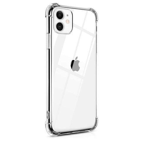 Tough Gel case for iPhone 11 - Clear
