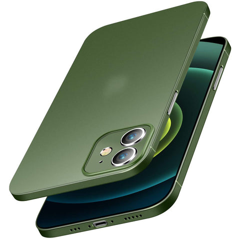 Ultra Thin case for iPhone 12 Mini - Green