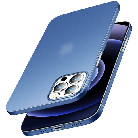 Ultra Thin case for iPhone 12 / 12 Pro - Blue