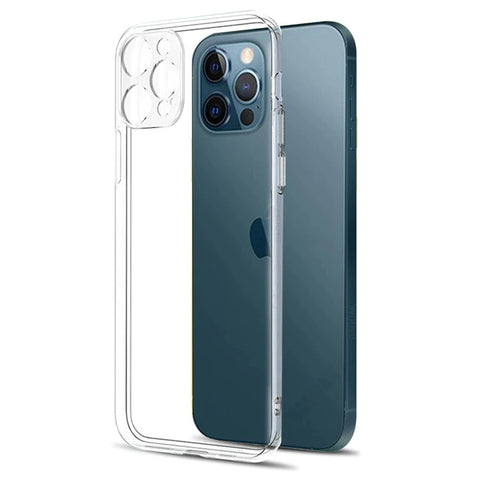 New Lens Protection Case for iPhone 12 Pro - Clear