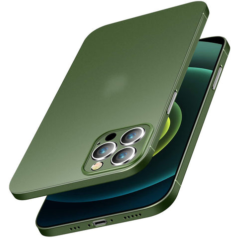 Ultra Thin case for iPhone 12 Pro - Green