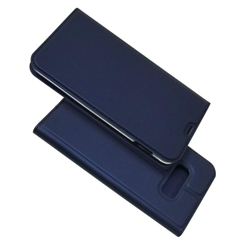 Slim card case for Samsung Galaxy S10e - Blue
