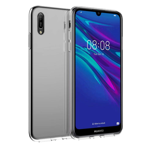 TPU Gel case for Huawei Y6 Pro - Clear