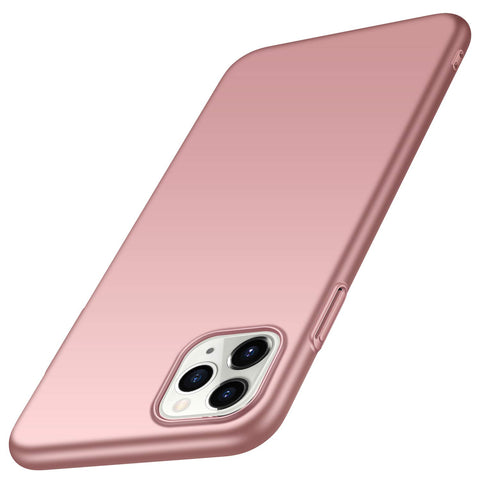 Thin Shell case for iPhone 11 Pro Max - Rose