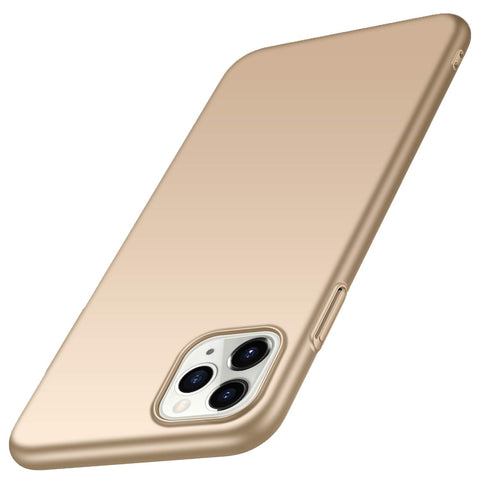 Thin Shell case for iPhone 11 Pro Max - Gold
