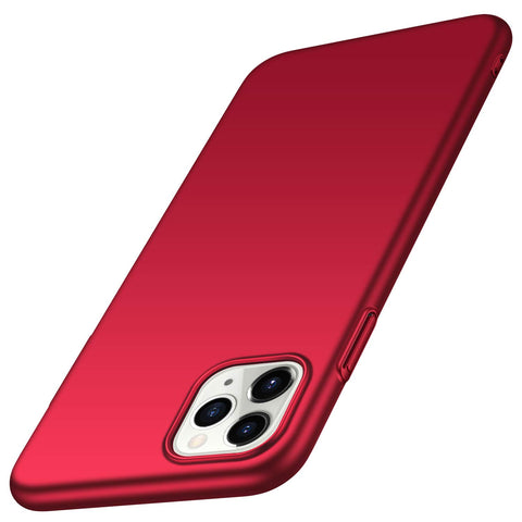 Thin Shell case for iPhone 11 Pro Max - Red